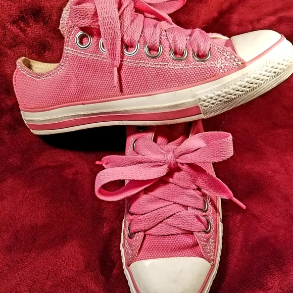 90c2b550dc9988 Converse Shoes - 🤩💗💟Converse All Stars Pink on Pink! LN!💖